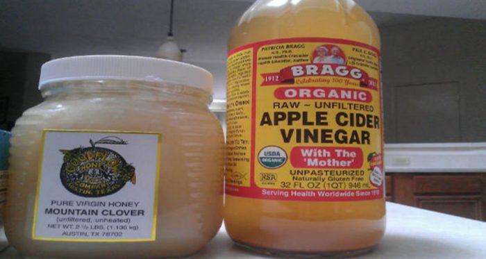 vinagre de manzana con agua en ayunas para que sirve