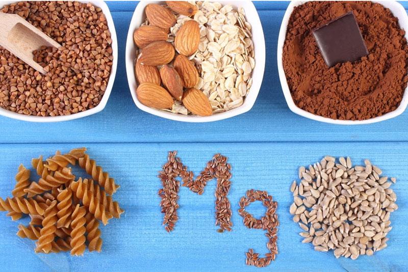 Image result for Magnesio, suplemento para el cuerpo y la mente