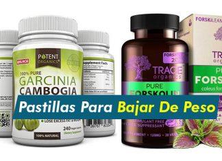 mejores pastillas para bajar de peso en usa