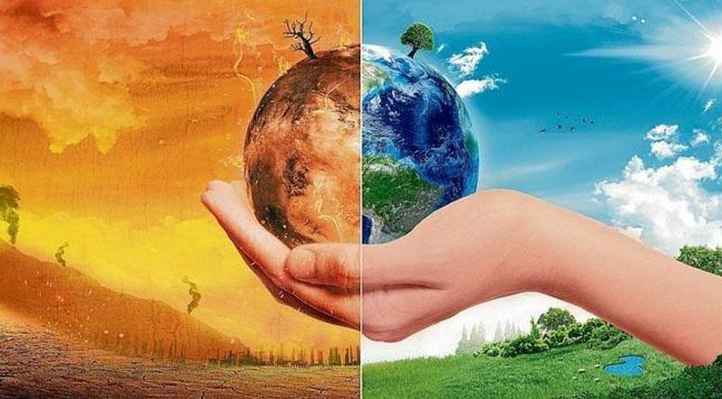 Resultado de imagen de cambio climático causas y consecuencias